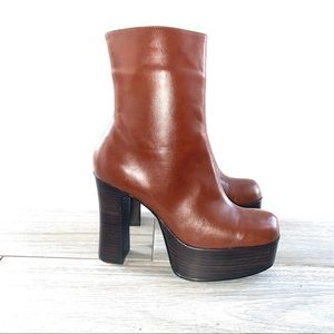 Chinese Laundry Retro Boots 8M